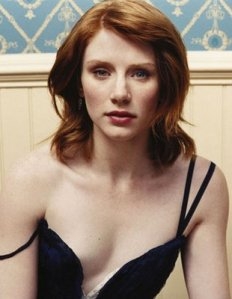 Bryce Dallas Howard (Terminator Salvacion)